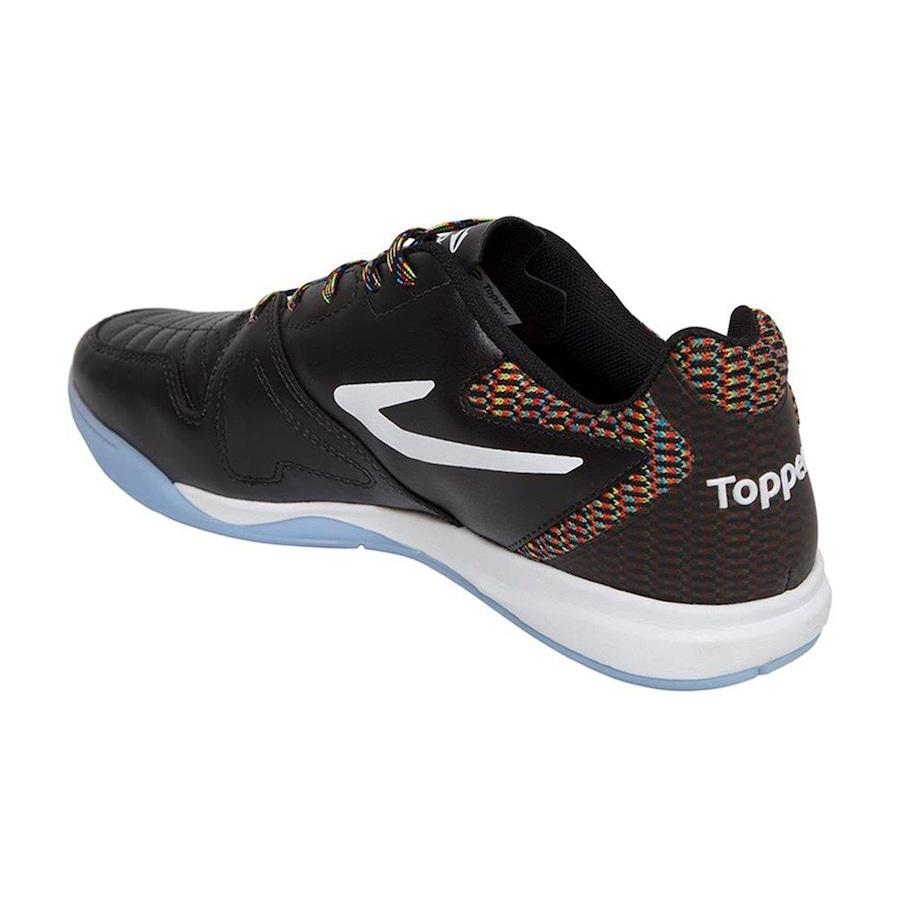 Chuteira Futsal Topper Dominator - Adulto 3973198f43c8a