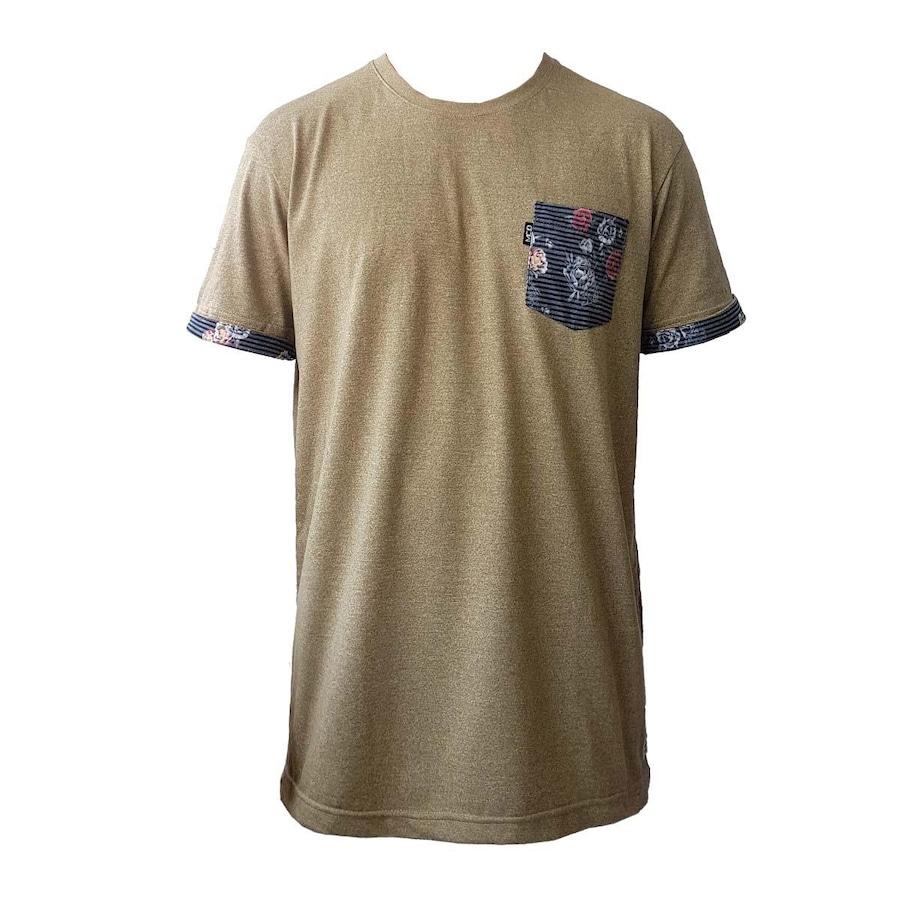 Camiseta MCD Especial Flower Fish - Masculina 678dc187657