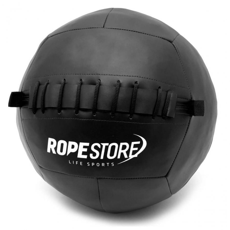 5069a09c8 Bola de Couro Wall Ball Rope Store - 9Kg