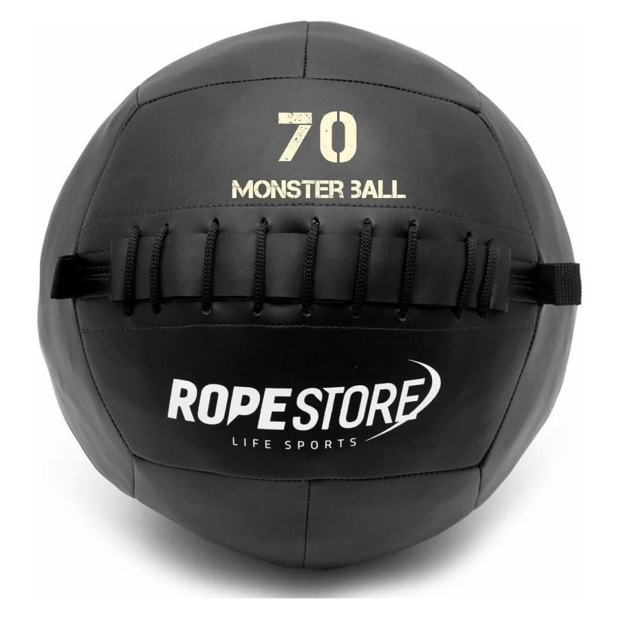 c66fb7a02 Bola de Couro Monster Ball Rope Store - 31Kg
