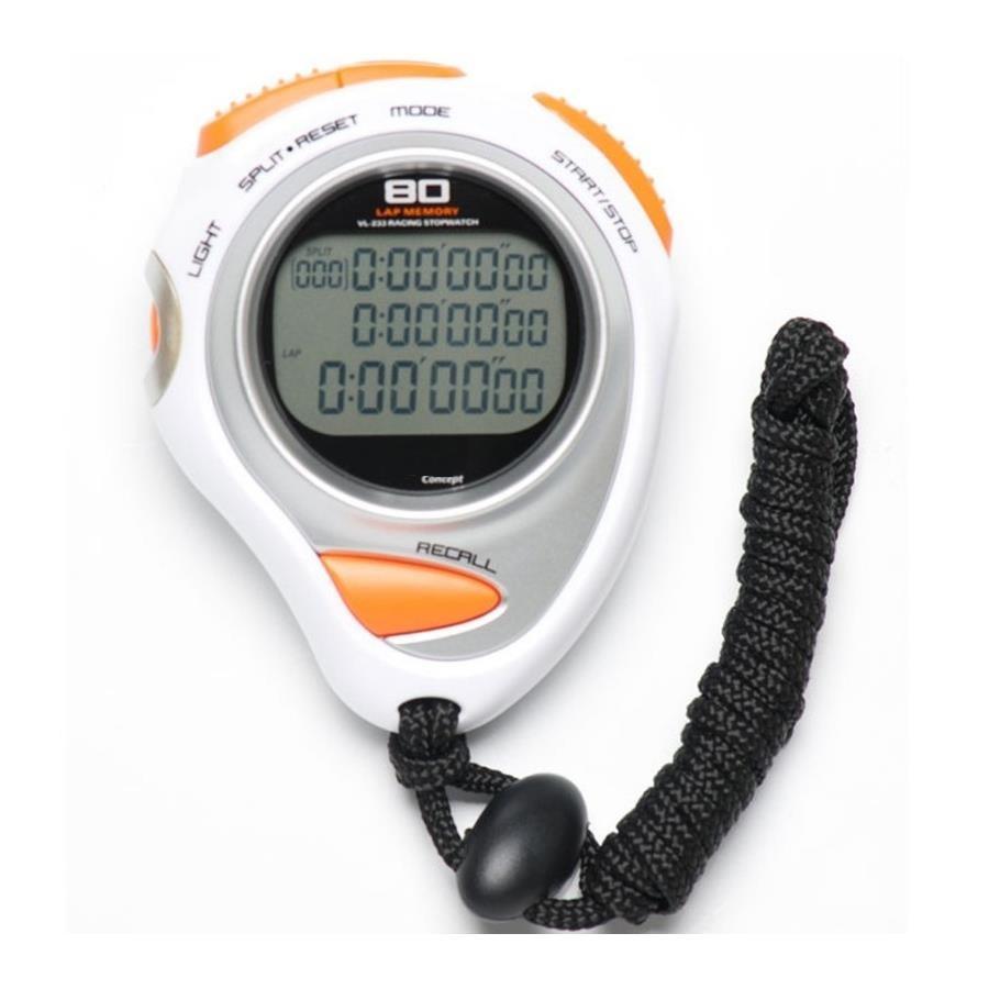 Cronometro Digital LiveUp Profissional com Cordão 5c2422fb7154b