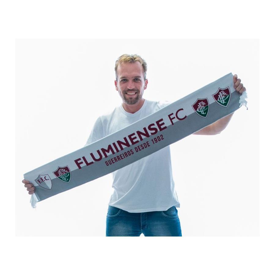 Cachecol do Fluminense Cachecol Mania Alta Definição a60ea4b86757d