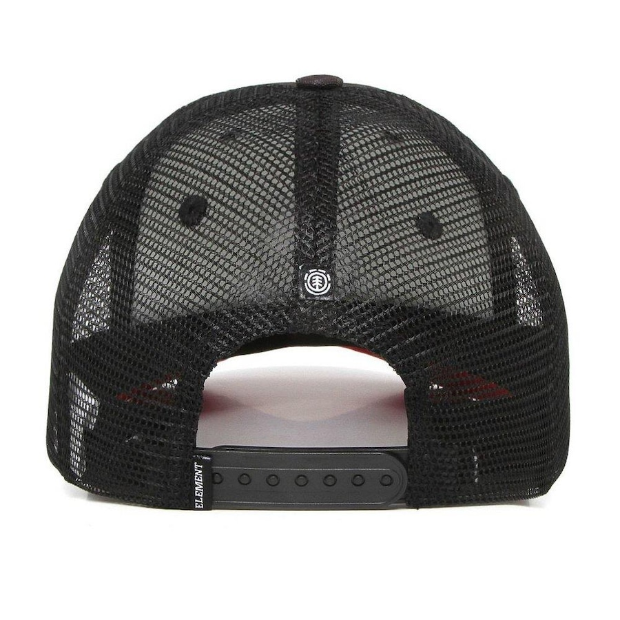 833546cab1844 Boné Element Griffin Mesh Back - Snapback - Trucker