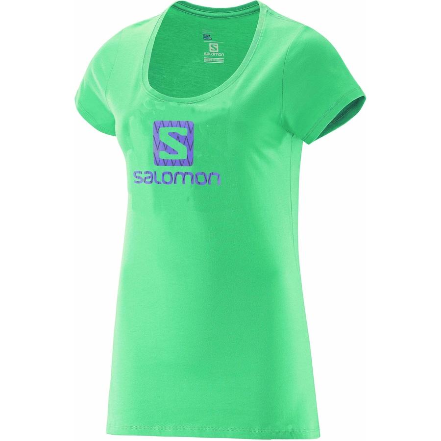 e5dbf1e3c45 Camiseta Salomon Salomon Jasmin - Feminina