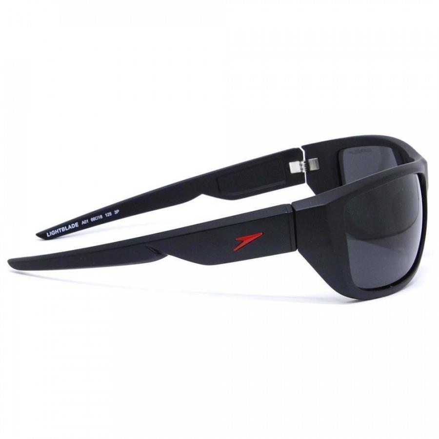 e48d9861288e7 Óculos de Sol Speedo Polarizado Lightblade A01 - Unissex