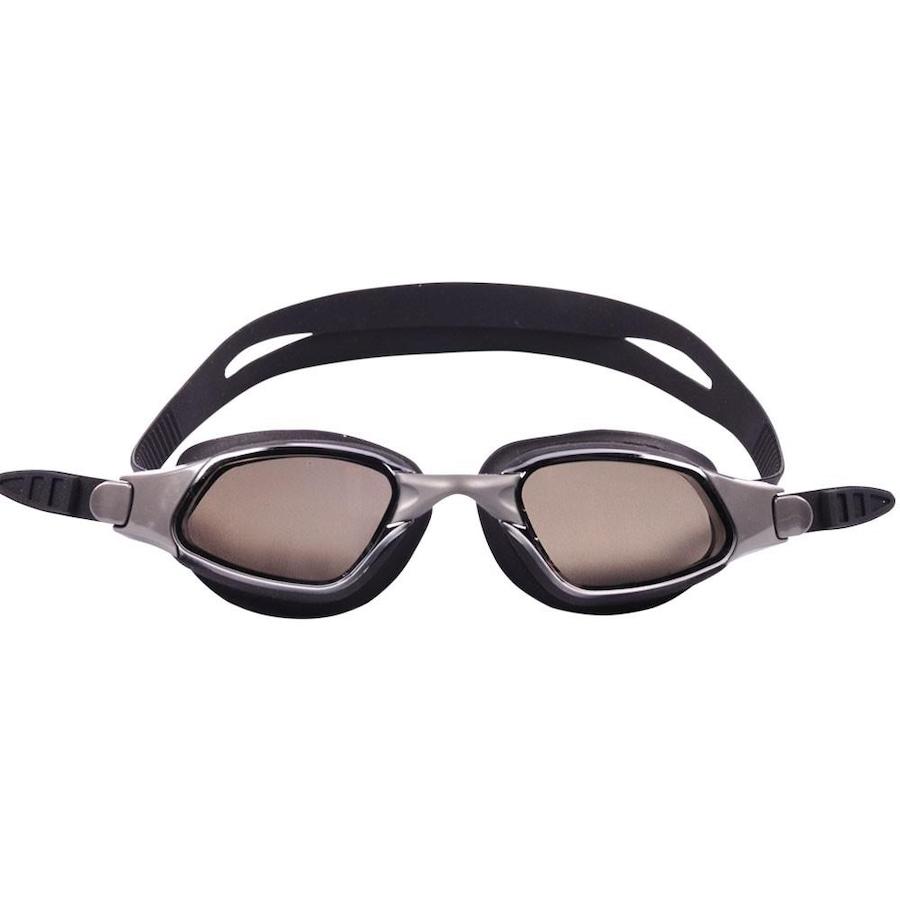 e568b10c292a4 Óculos de Natação Leader Eclipse Mirror - Adulto