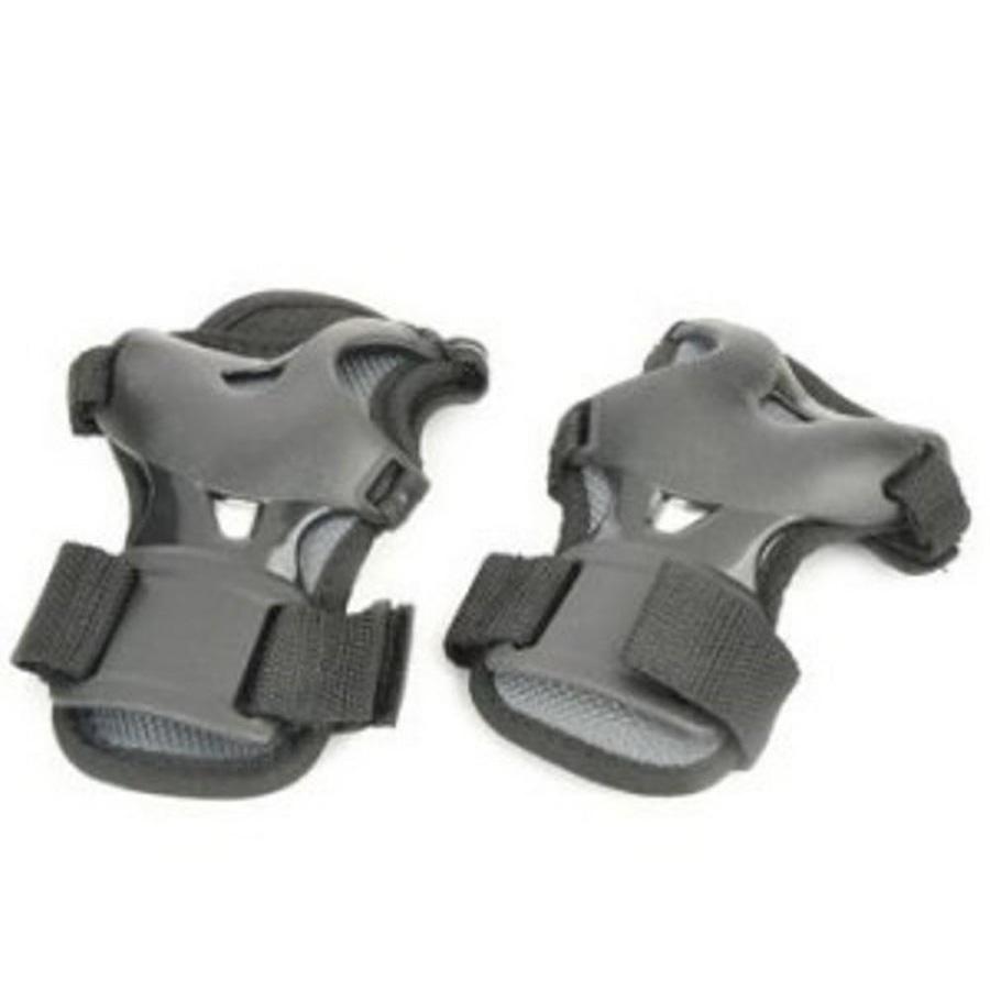 04e33f859 Kit de Proteção Winmax Patins Skate  2 Joelheiras + 2 Cotoveleiras + 2  Protetores de Pulso - Adulto