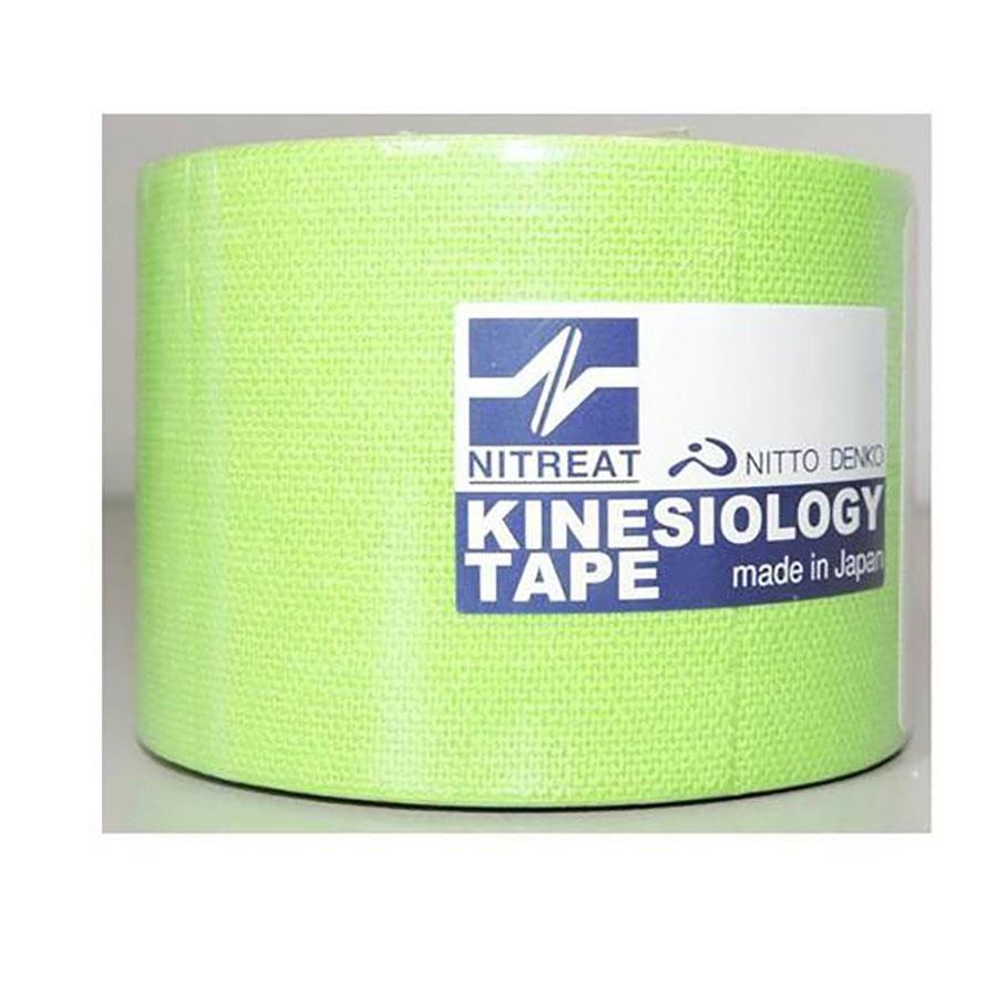 6a29e833ab Bandagem Elástica Nitto Denko Kinesiology Tape - 5m