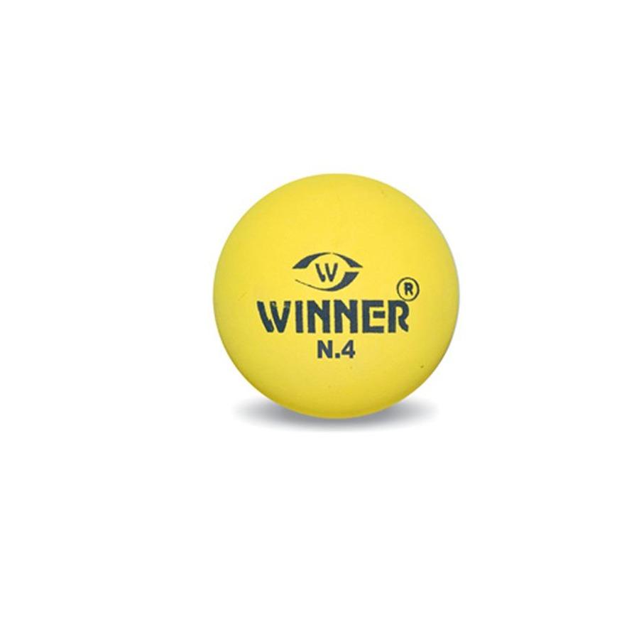 Bola de Borracha Winner Oficial Nº 04 sem Válvula ace1811248b5d