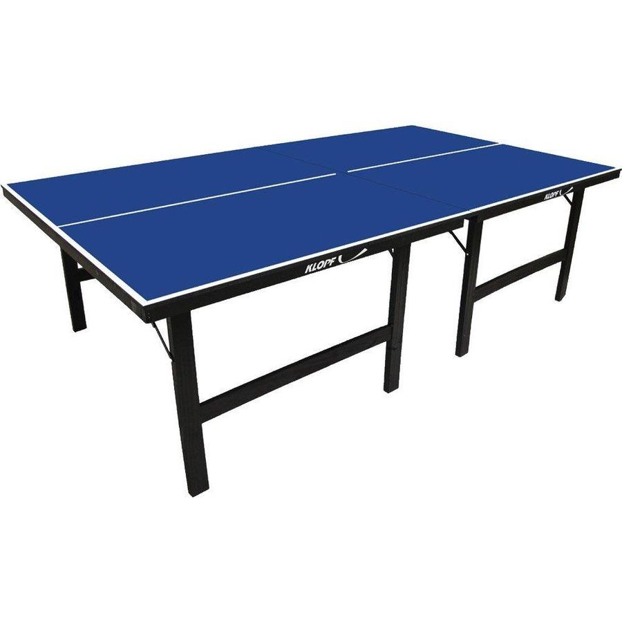 f6c46df36 Mesa para Tênis de Mesa Ping Pong Klopf Oficial em MDP - 15mm