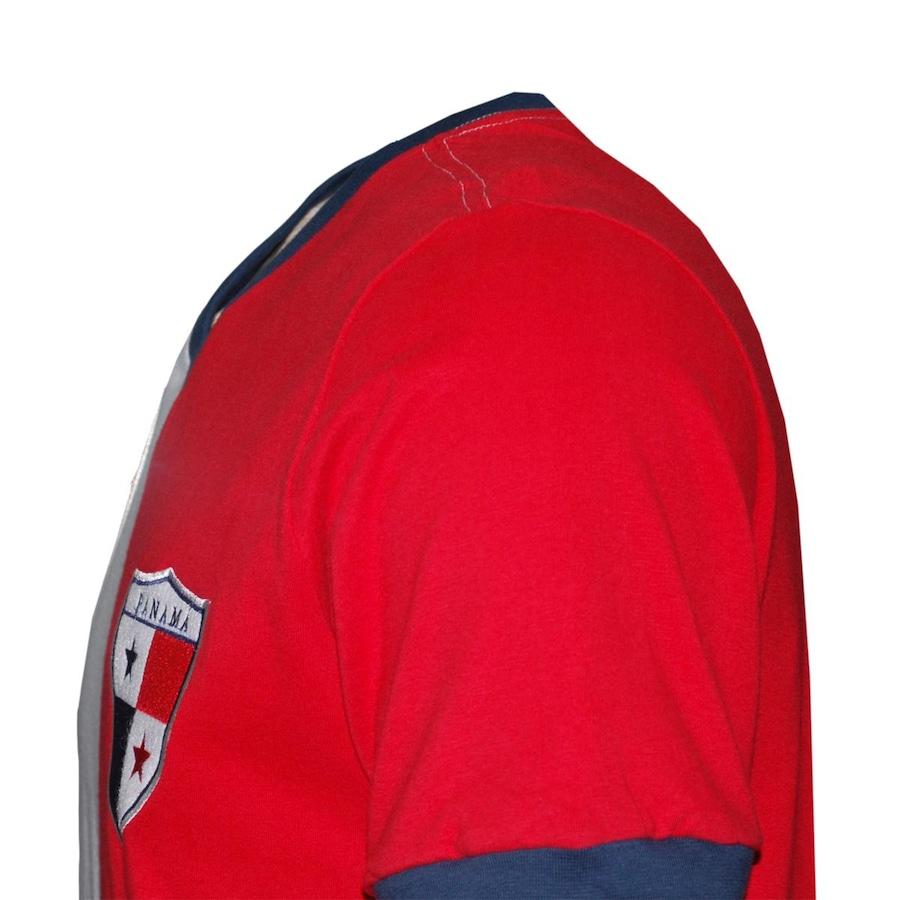 Camiseta Panamá Liga Retrô 1976 - Masculina b68d977f8fb78