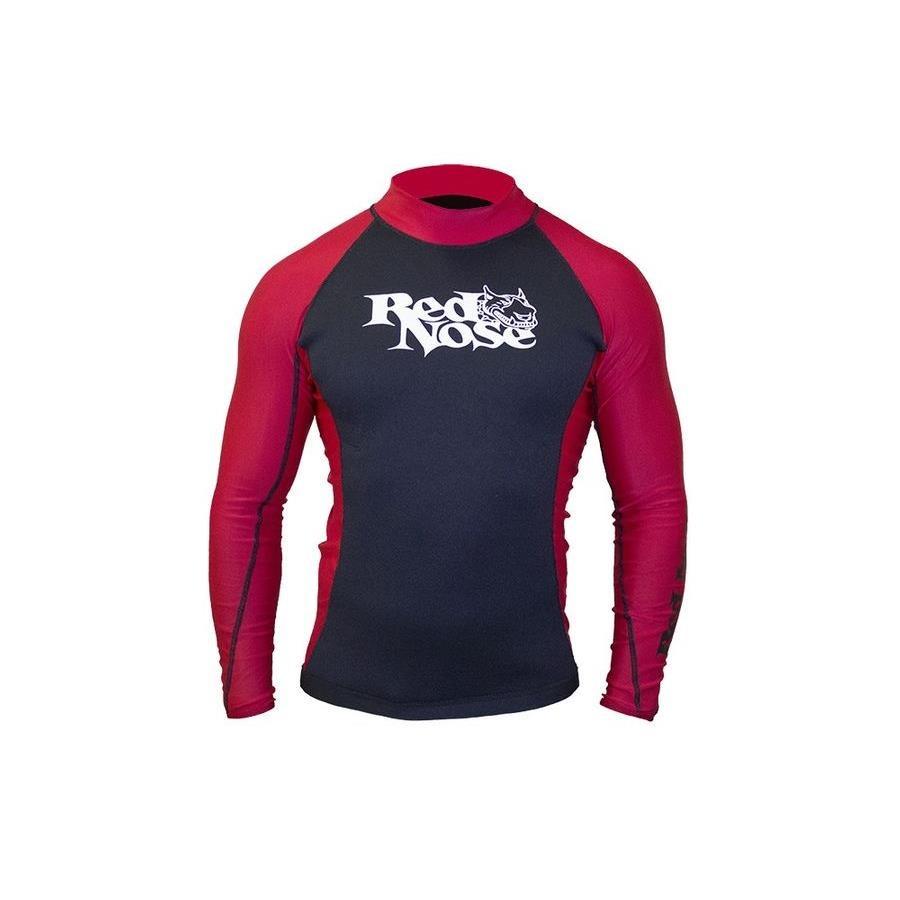 a21cad28ff256 Camiseta Manga Longa Red Nose Neo Lycra com Proteção UVA e UVB - Masculina