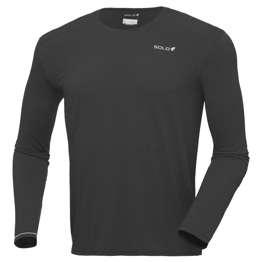 cdef95466 Camiseta Manga Longa Solo com Proteção UPF 50+ Ion UV ML - Masculina