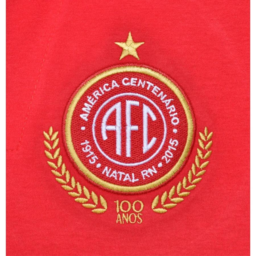 Camiseta do América-RN RetrôMania Centenário - Masculina ac4eac70b7095
