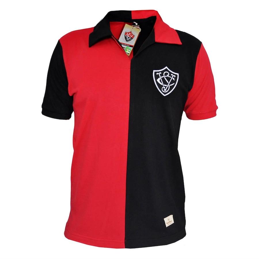 8ddf5b6e1d71a Camiseta do Vitória-BA RetrôMania 1908 - Masculina
