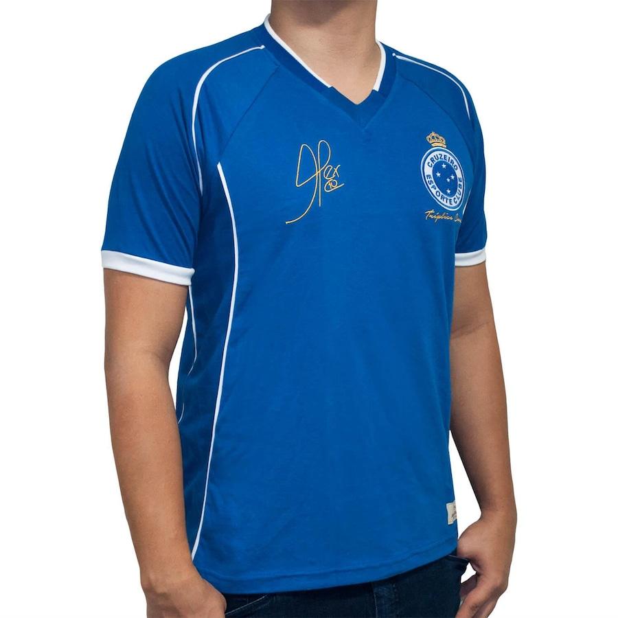 Camiseta do Cruzeiro RetrôMania 2003 Alex Tríplice Coroa - Masculina f31f20efa0706
