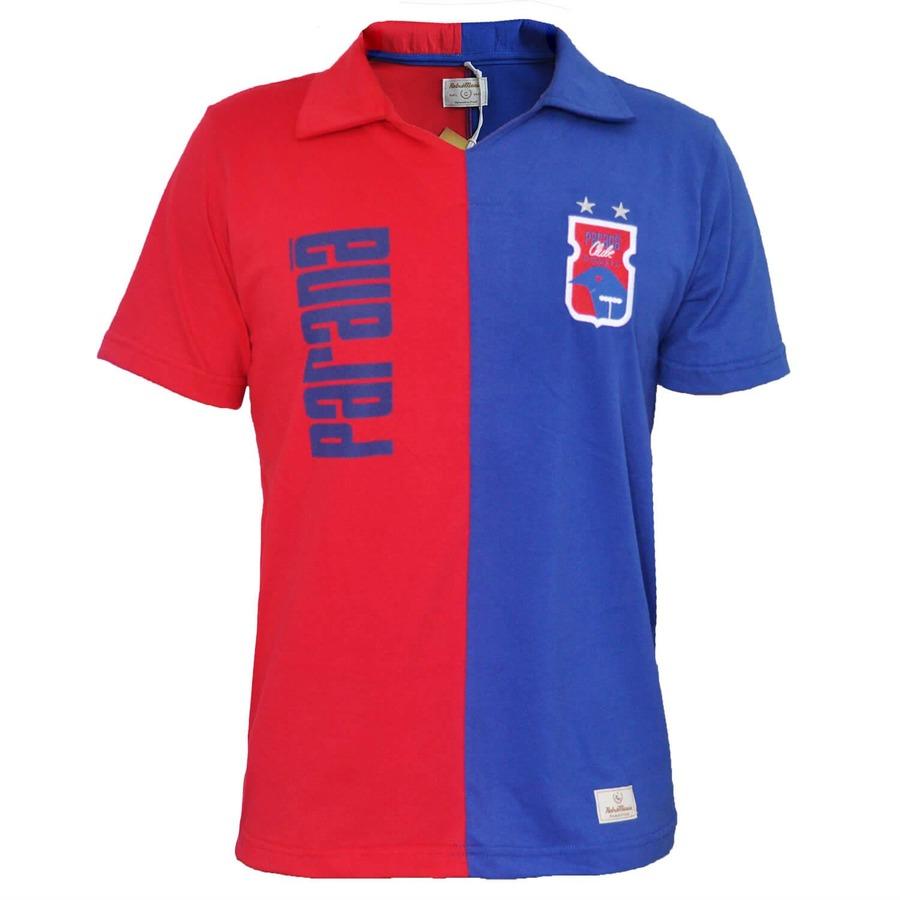 a8f9fe63fd Camiseta do Paraná Clube RetrôMania Anos 90 - Masculina
