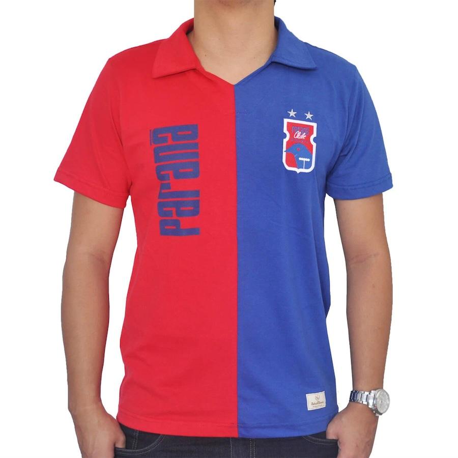 9036f3c567 Camiseta do Paraná Clube RetrôMania Anos 90 - Masculina