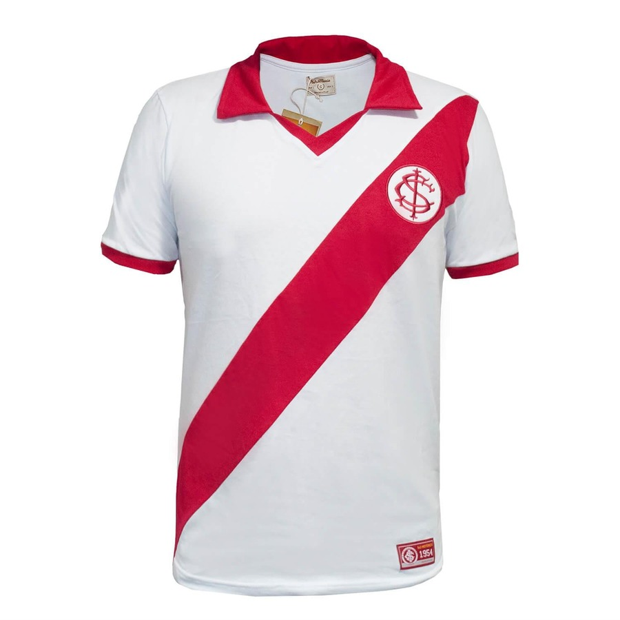 Camiseta do Internacional RetrôMania 1954 - Masculina 75db57913df23