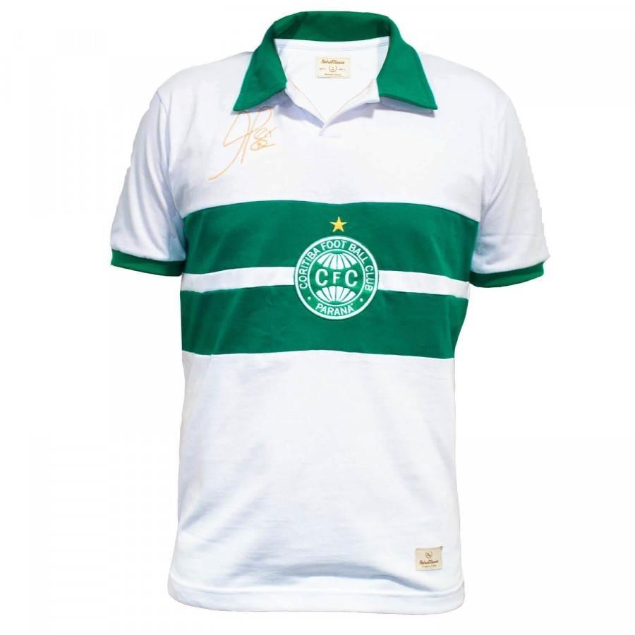 75f621785 Camiseta do Coritiba RetrôMania 1995 Alex - Masculina