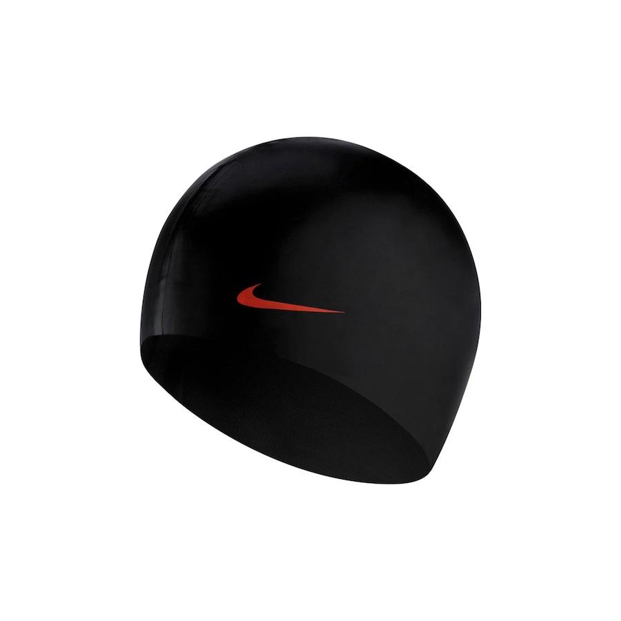 b605cb6175d2f Touca de Natação Nike Cap 001 Solid Silicone