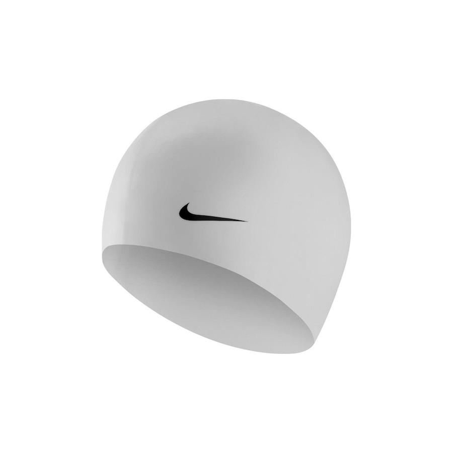 d3f12105952d8 Touca de Natação Nike Solid Silicone Cap 100 - Adulto