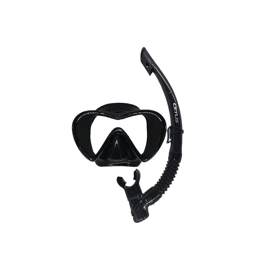 1b432c8b76c Kit de Mergulho Cetus Riviera  Máscara + Snorkel - Adulto