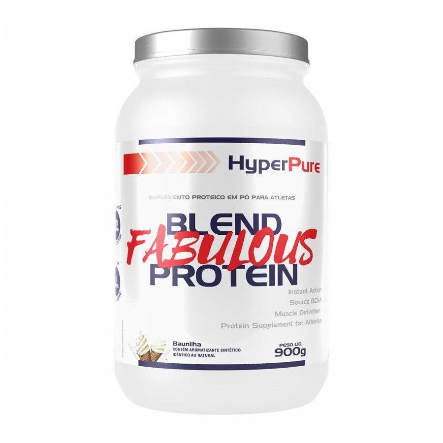 004ee942c Whey Protein Fabulous Blend HyperPure - Baunilha - 900g