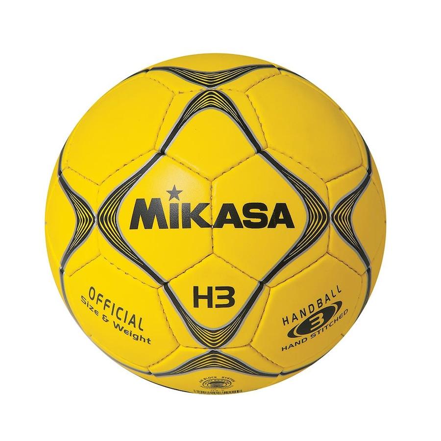 3adab19ba1 Bola de Handebol Mikasa H3