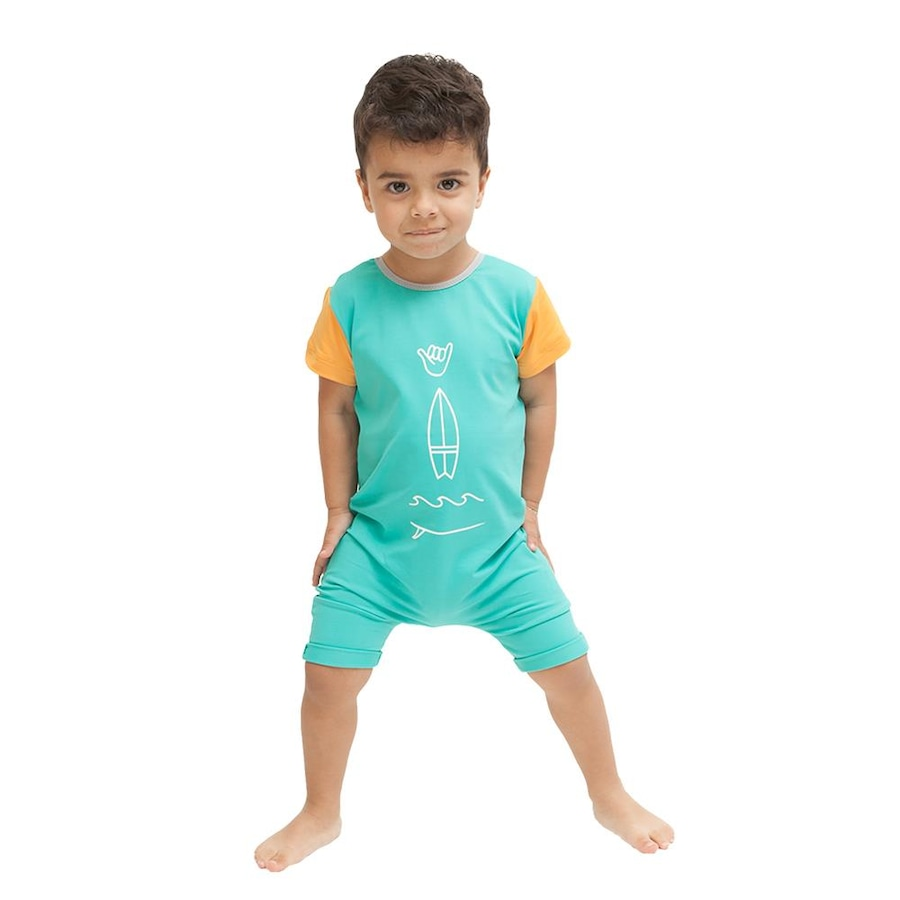 23570f07c Macacão de Lycra Comfy Prancha - Infantil