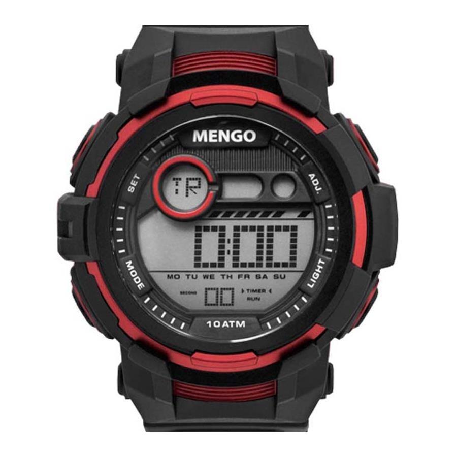 727fcdad35748 Relógio Digital do Flamengo Technos FLALCDAA 8R