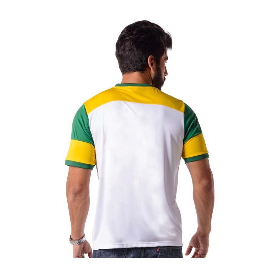 Camiseta do Flamengo Braziline Retro Brasil - Masculina c49b828cf185e