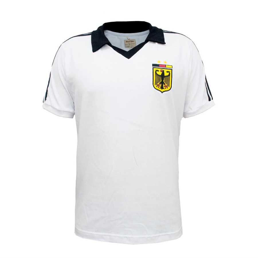 abb1d6f739 Camiseta Polo Alemanha RetrôMania - Masculina