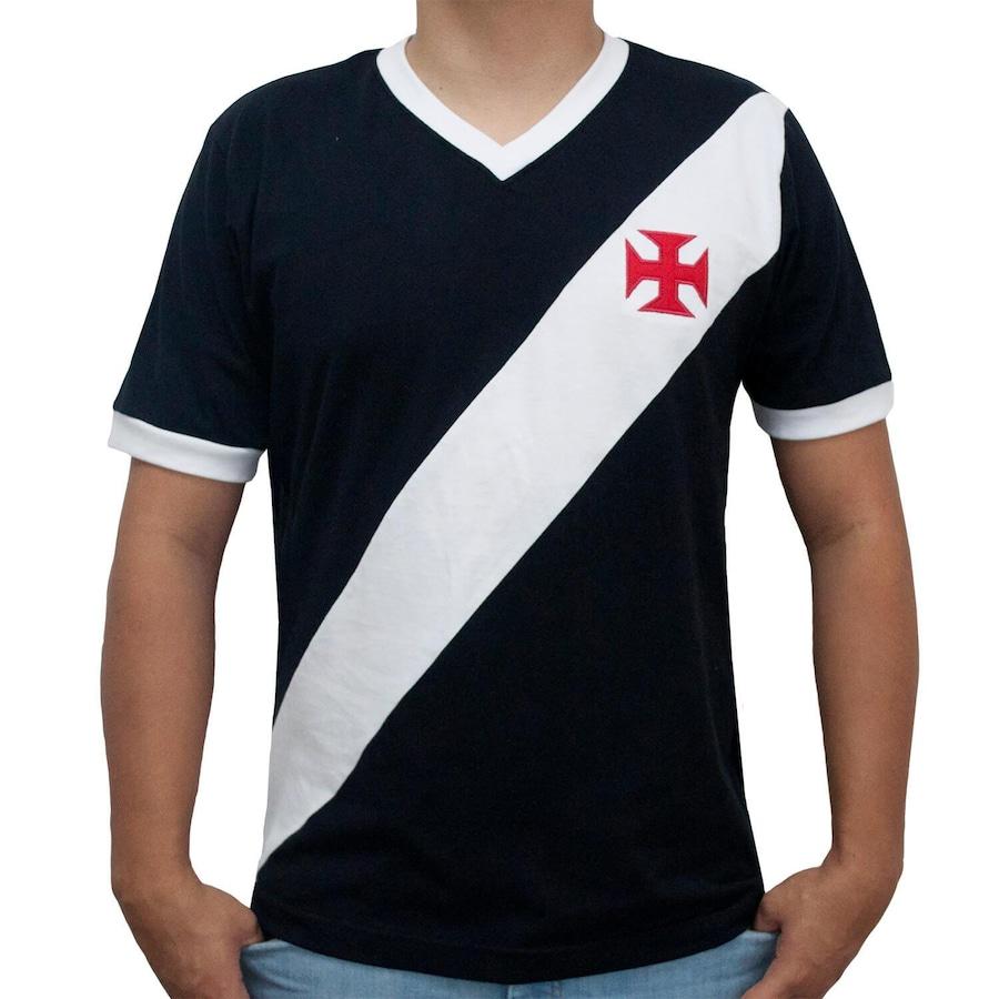 Camiseta do Vasco da Gama RetrôMania 1948 - Masculina caa3721ec4d27