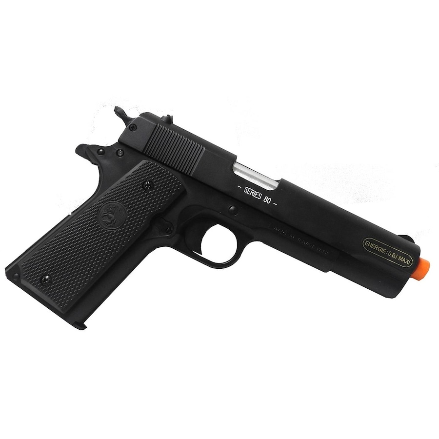 d26f7ac74 Pistola de Airsoft ALK Colt M1911A1 Spring 6mm 328 FPS