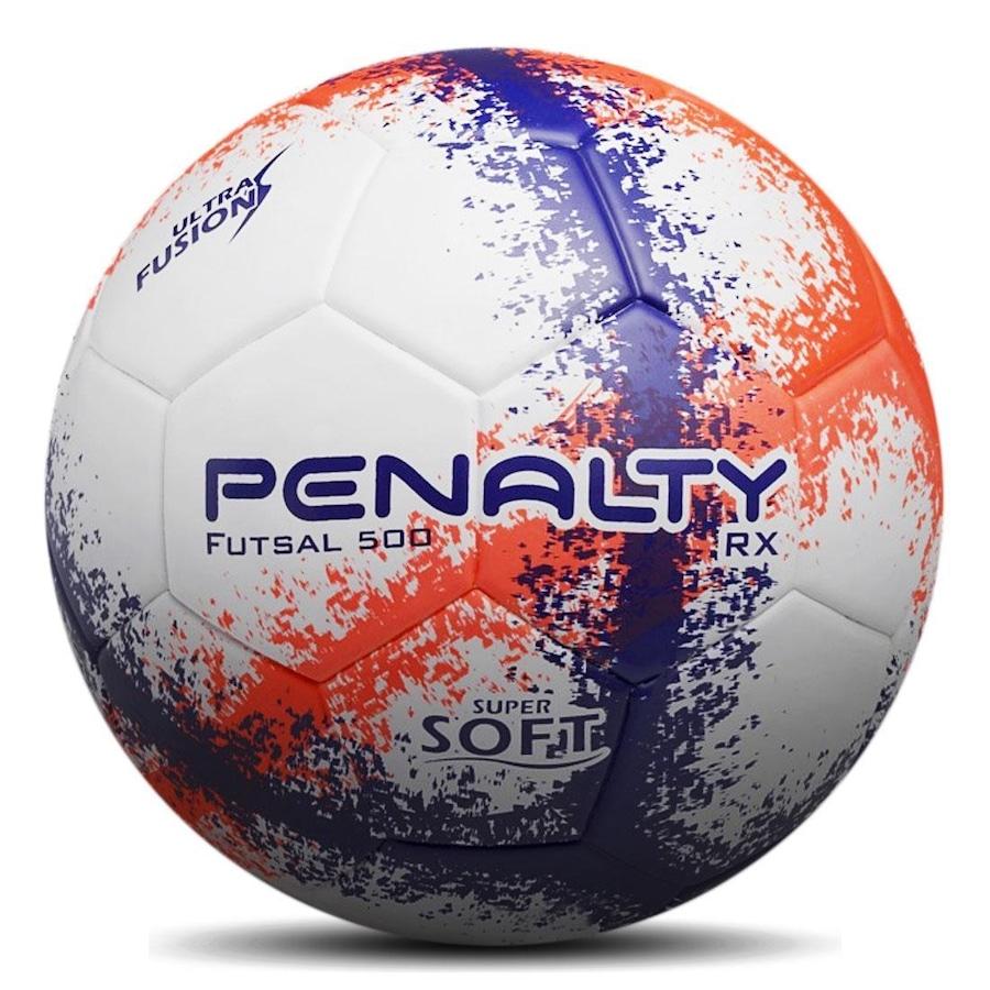 Bola de Futsal Penalty RX 500 R3 Ultra Fusion 62d489268d298