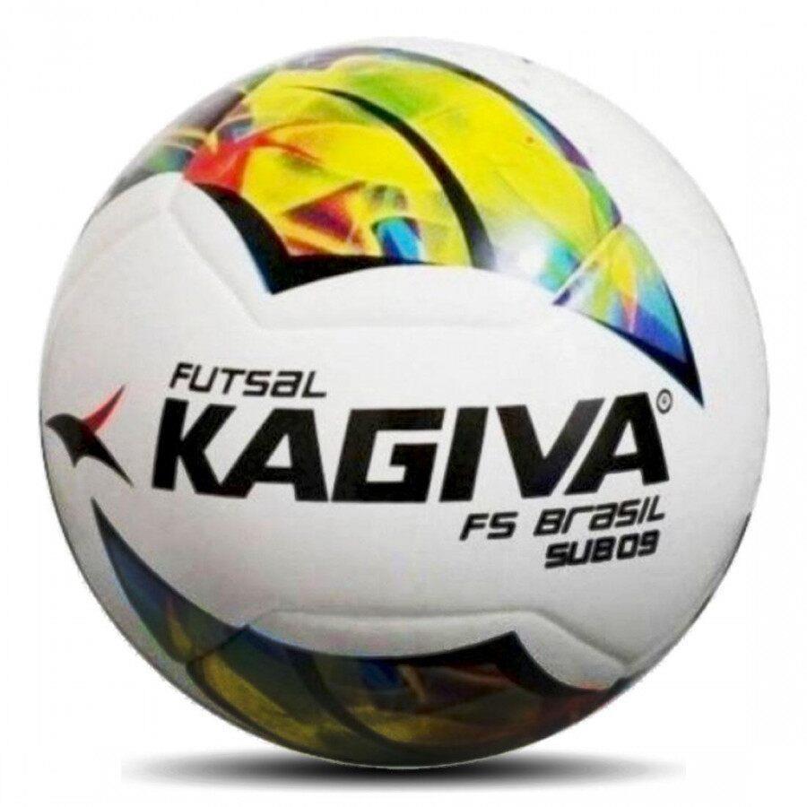 3cf7c0166612f Bola de Futsal Kagiva Sub 9