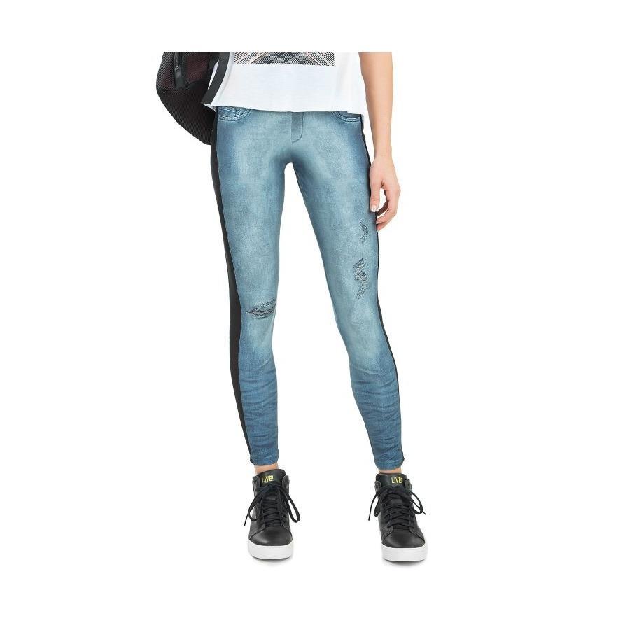 50bcf8997a Calça Legging LIVE! Jeans Mix And Match - Feminina