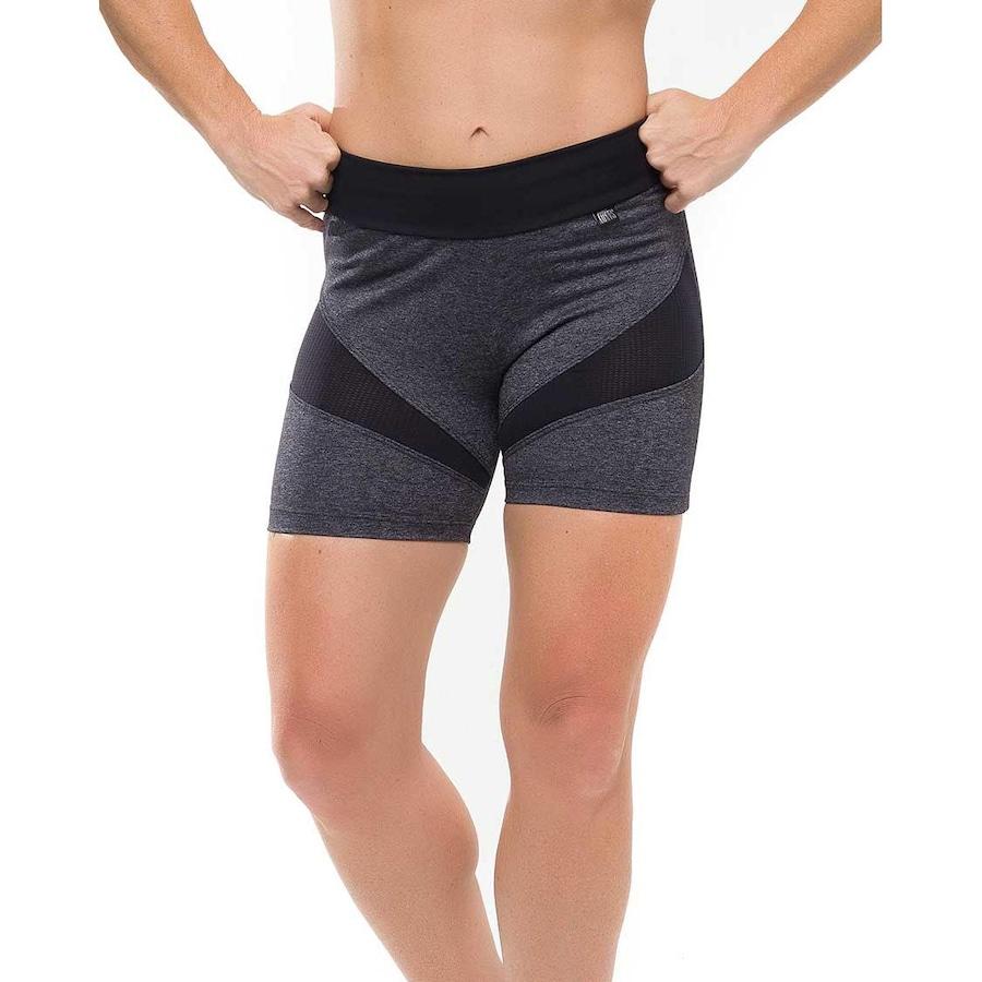 dbaf08a0d Shorts Sandy Fitness Power Gym com Proteçao Solar UV50+ - Feminino