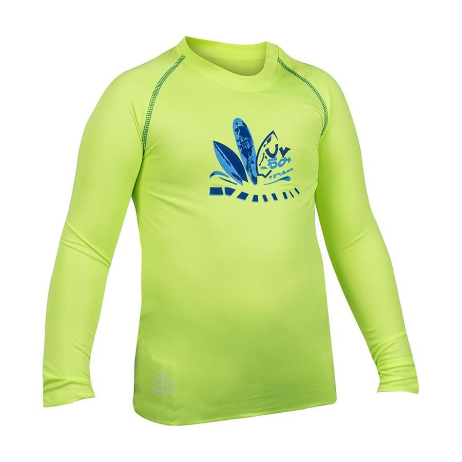 Camiseta Manga Longa Poker II Proteção UV50+ - Infantil b2469c05451b0