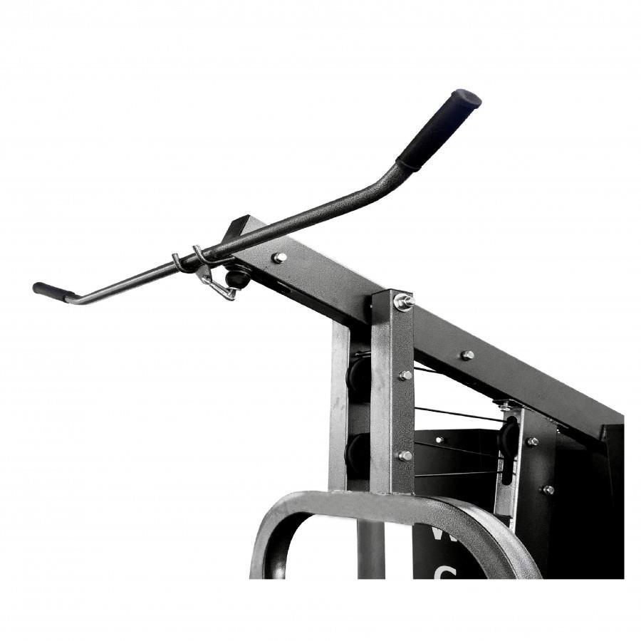 0e78b3a16c Estação de Musculação WCT Fitness 001 com 80Kg