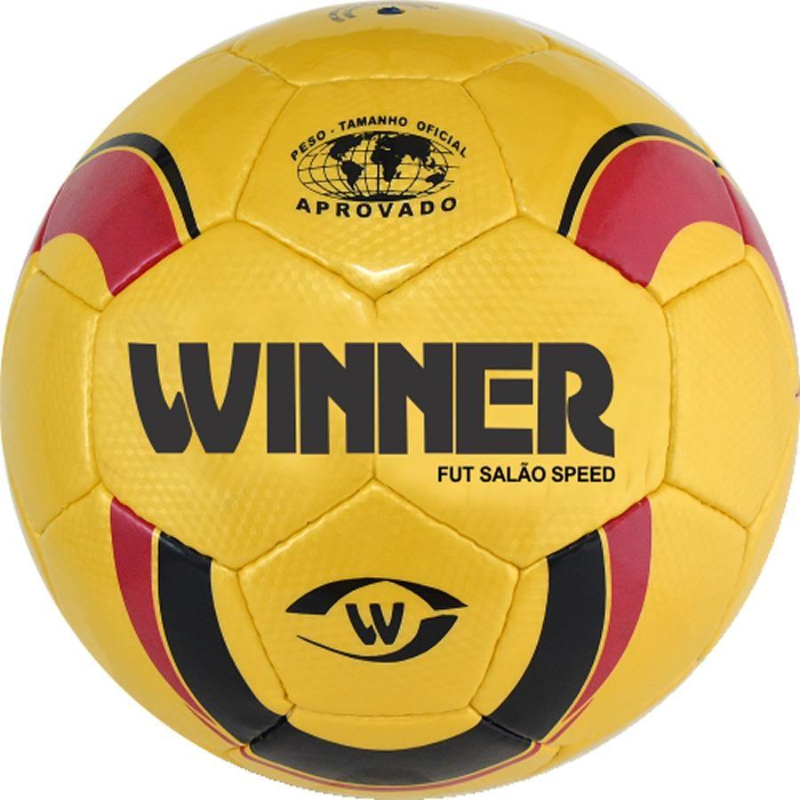 80e99ef126 Bola de Futsal Winner Speed Oficial