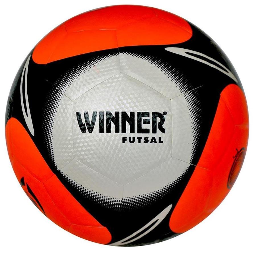 ab70337a52 Bola de Futsal Winner Cubic Oficial