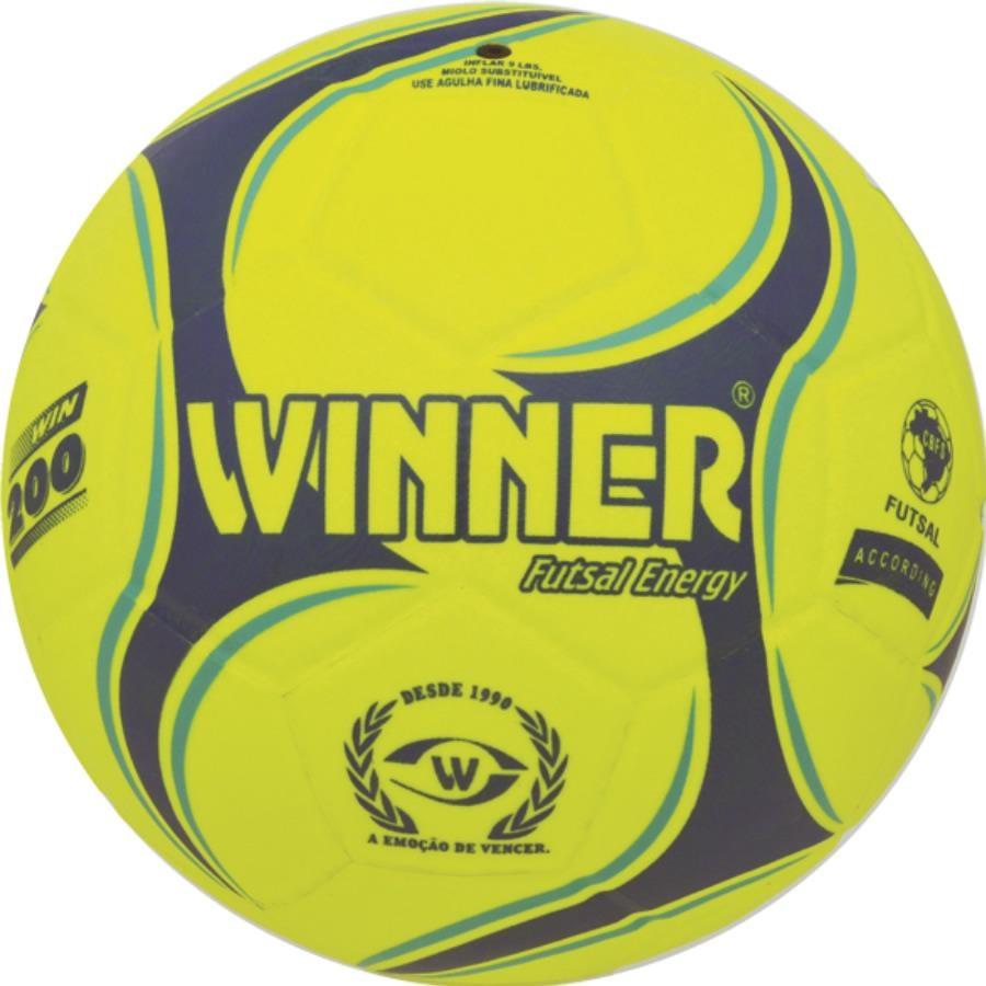 Bola de Futsal Winner Energy Oficial af32a45190f94