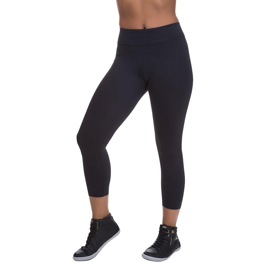 0ed3f9f24 Calça Legging Miss Blessed Capri Suplex - Feminina