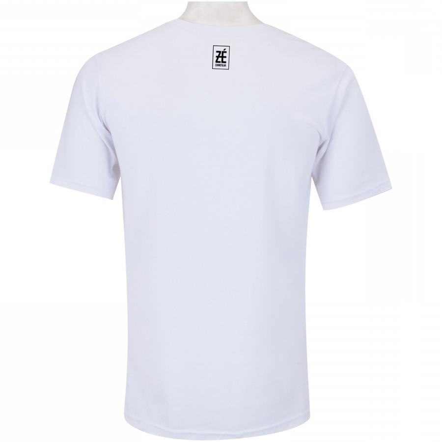 Camiseta Zé Carretilha Santos Menino - Masculina 8afe6160e4303