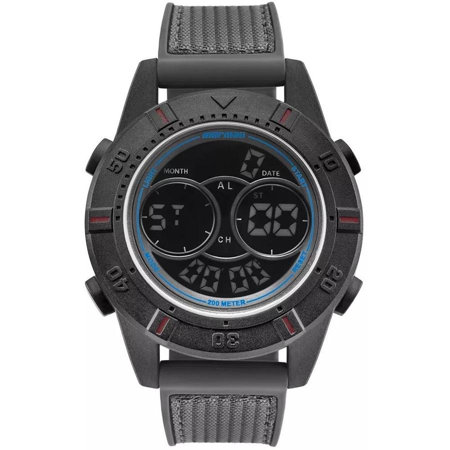 e3eaa04830884 Relógio Digital Mormaii Pro MO11273E8P - Masculino