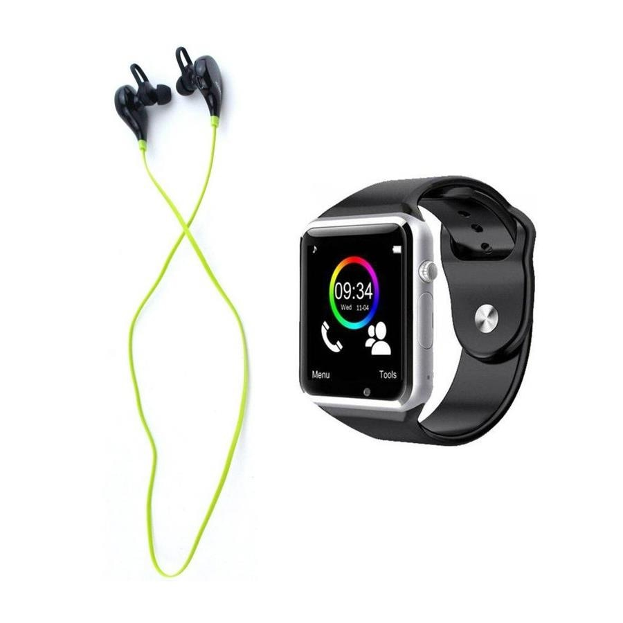 900dae74bcb Kit Fone de Ouvido Xtrad Bluetooth + Relógio Smartwatch Armor Premium