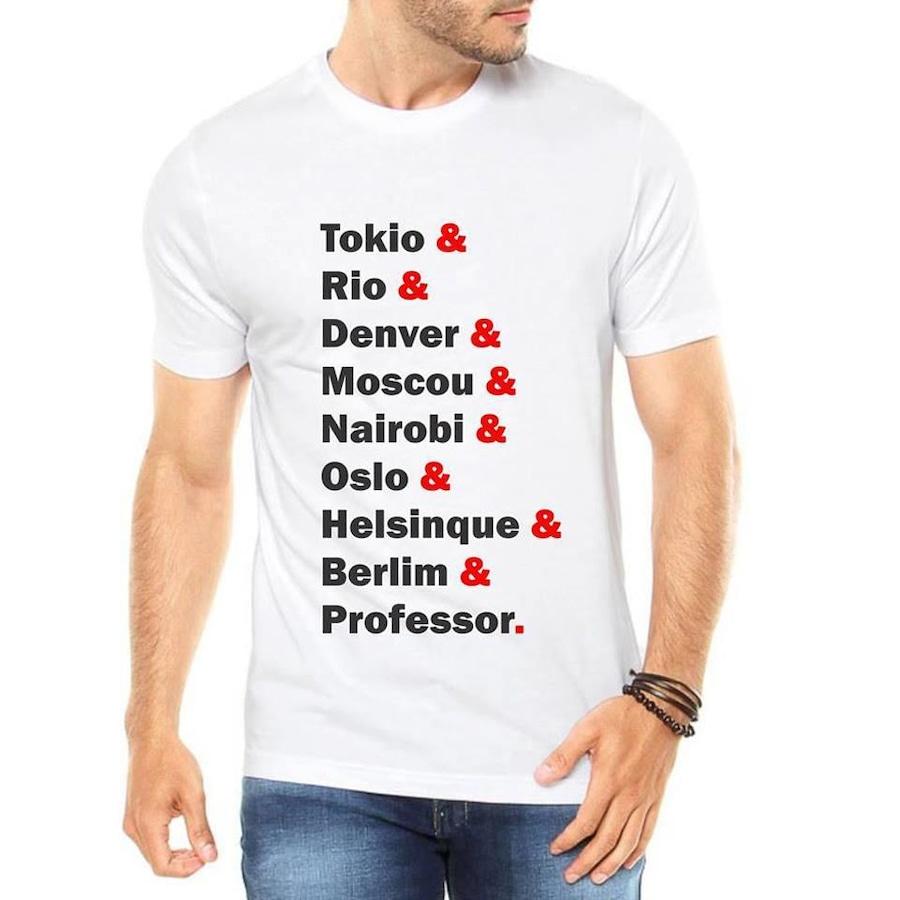Camiseta Criativa Urbana Seriado Nomes II - Masculina 502a3cfa0a2