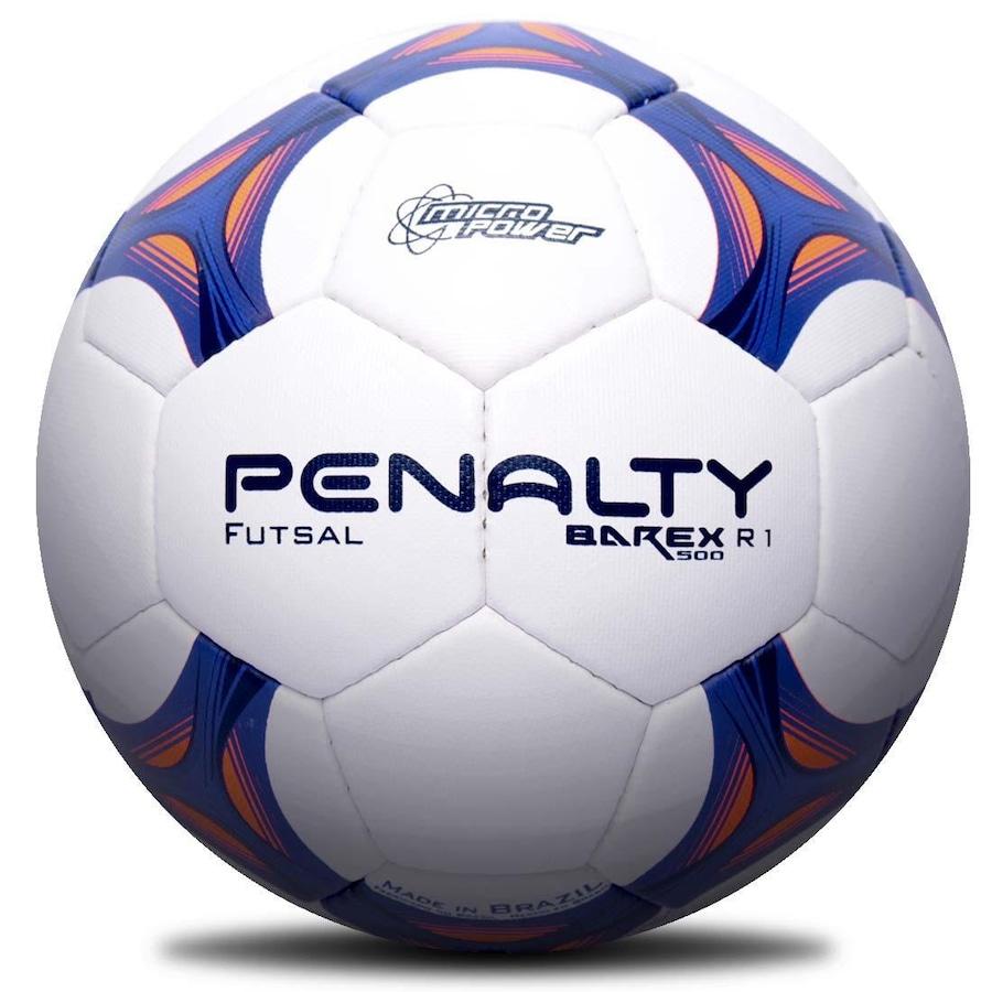 45b7d1c705 Bola de Futsal Penalty Barex 500 R1 C C VIII 2018